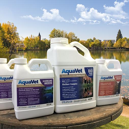 AquaVet Pond Management Products