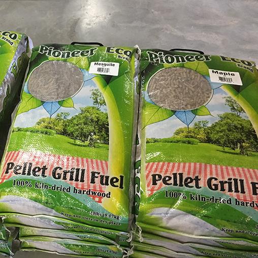 Pellet Grill Fuel